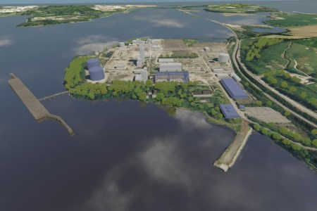 Port of Cork's Belvelly facility consults on new site masterplan