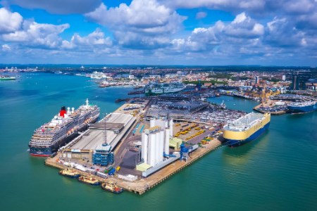 Port of Southampton and UK government launch first Port Economic Partnership
