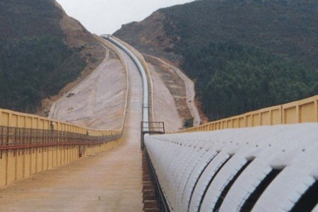 Pre-construction work begins for Solntsevsky mine-to-port coal conveyor