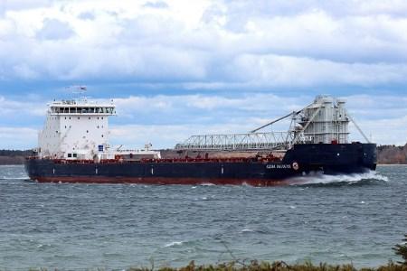 Algoma announces agreement to acquire Croatian-built bulker
