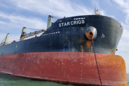 Sixth bulker delivered to GriegMaas