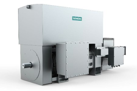 Simotics HV M slip ring motor provides fast ROI in cement and mining industries