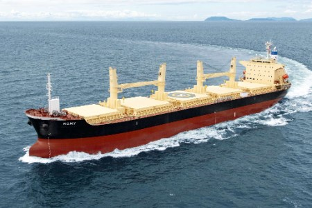 MINSHIP welcomes new-build bulk carrier