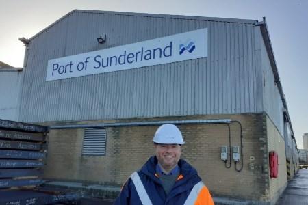 Port of Sunderland makes senior appointment