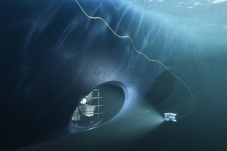 Global Drone Inspection launches ROV in water asset assessments