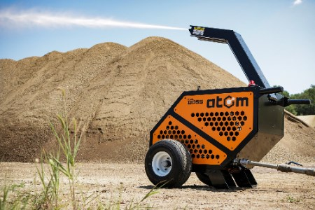 BossTek releases new compact dust suppression design