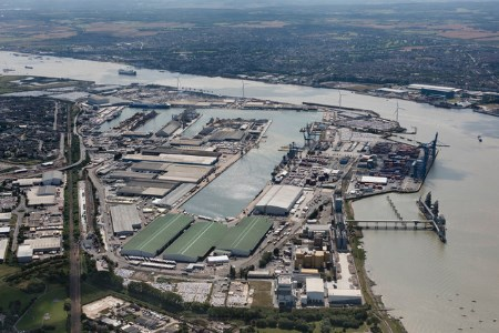 Walsh and Port of Tilbury sign agreement
