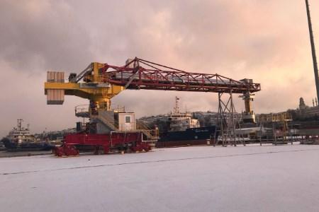 Bedeschi supplies handling equipment to Al Sarh Trading in Oman