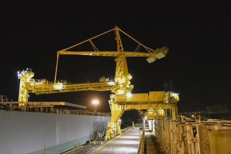 Formosa Plastics Corporation orders Siwertell shipunloaders