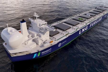 Newport retrofit receives class go-ahead for LNG concept